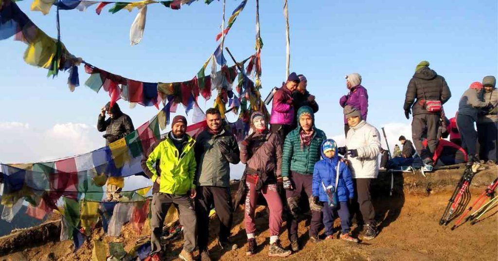 Advneture Pulse Goechala Trek Dzongri La