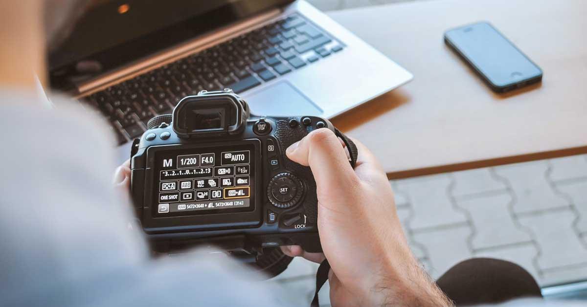 DSLR Camera Setting