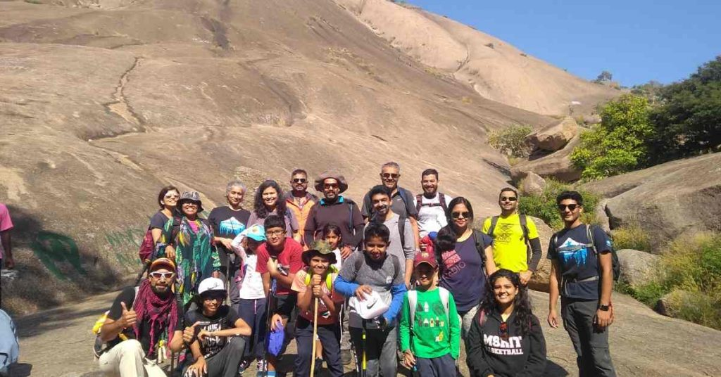 Adventure-pulse-treks-near-bangalore-start-of-the-trek