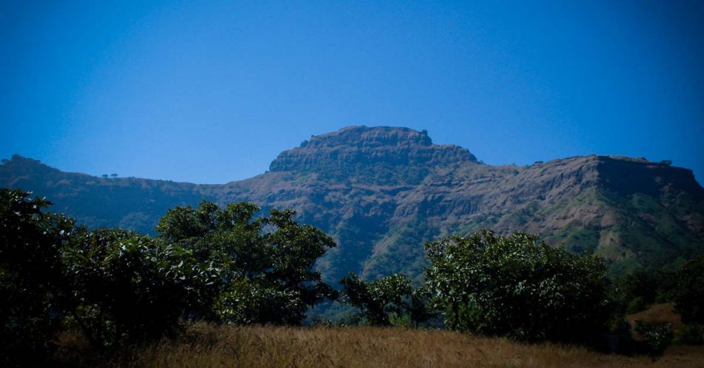 Rajgad Fort Trek