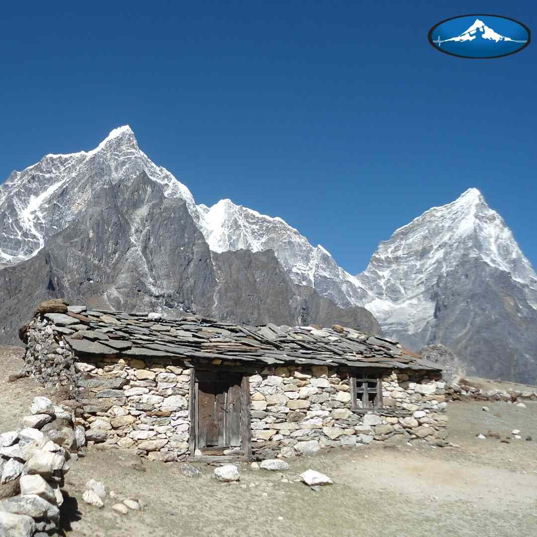 Lobuche From Dingboche