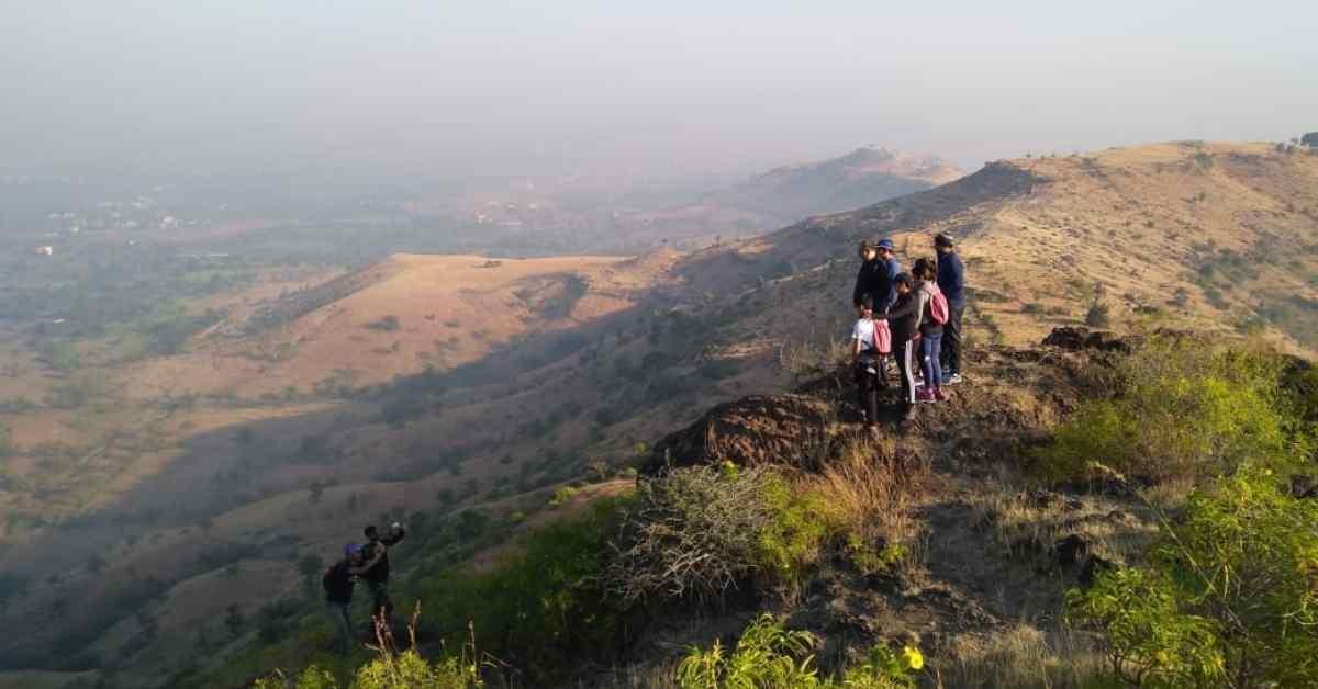 Katraj to Sinhagad_Adventure-Pulse_route